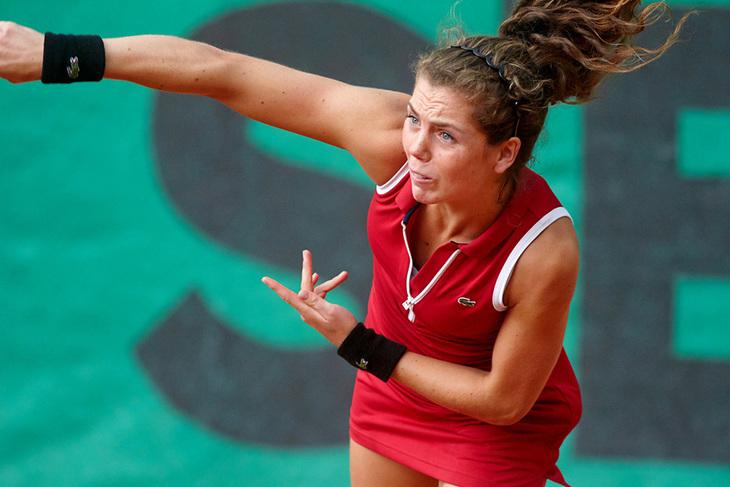 Tennisspiller Ulrikke Eikeri