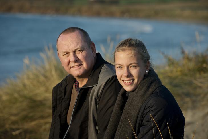 Gunnar og Angelika
