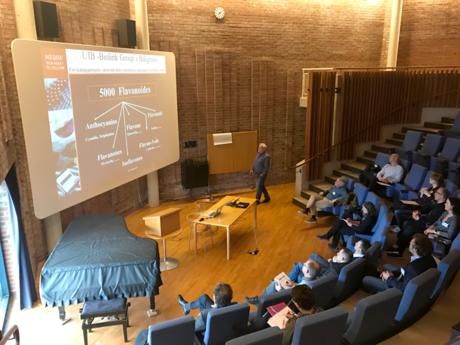 Nätverket bär presentasjon hos Medpalett i Sandnes