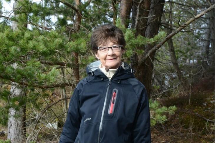 Inger Sundgård (73)